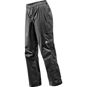 VAUDE W's Fluid Full-Zip Pants II Dam black